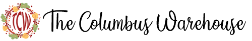 THE COLUMBUS WAREHOUSE Logo